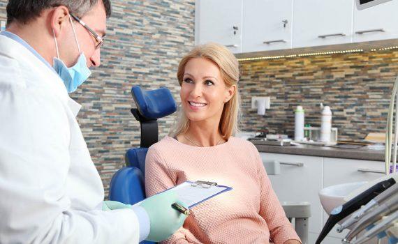 La salud bucal en la menopausia