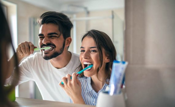 Realiza una buena limpieza dental con la pasta dental adecuada