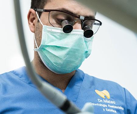 Técnica restauradora dentista Castellón